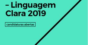 Prémio Linguagem Clara 2019