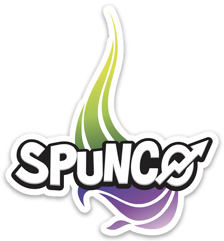 Spunco sticker
