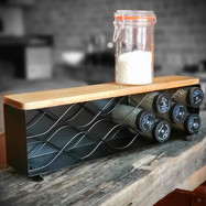 Counter Spice Rack