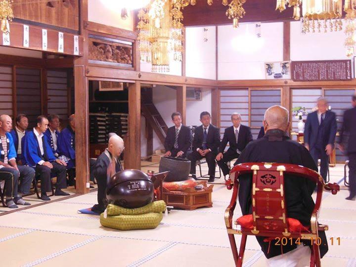 秋葉神社のお祭り