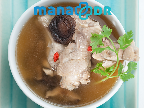 Chicken Soup- meal delivery