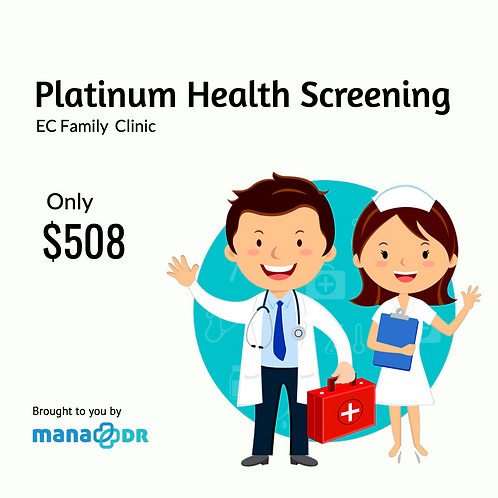 EC Clinic - Platinum Health Screening