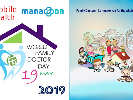Today is World Family Doctor Day!