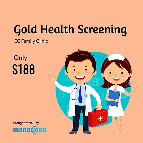 EC Clinic - Gold Health Screening