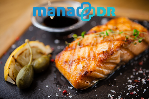 Pan Fry Salmon - meal delivery