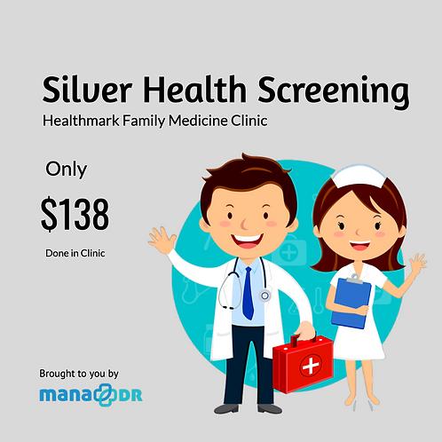 HFMC Clinic - Silver Health Screening
