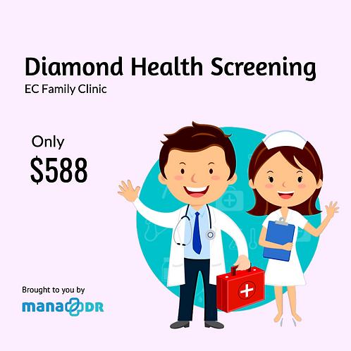 EC Clinic - Diamond Health Screening