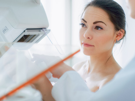 Relook benefits of routine mammogram