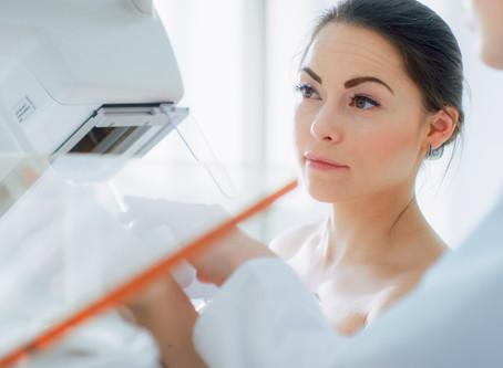 Relook benefits of routine mammogram