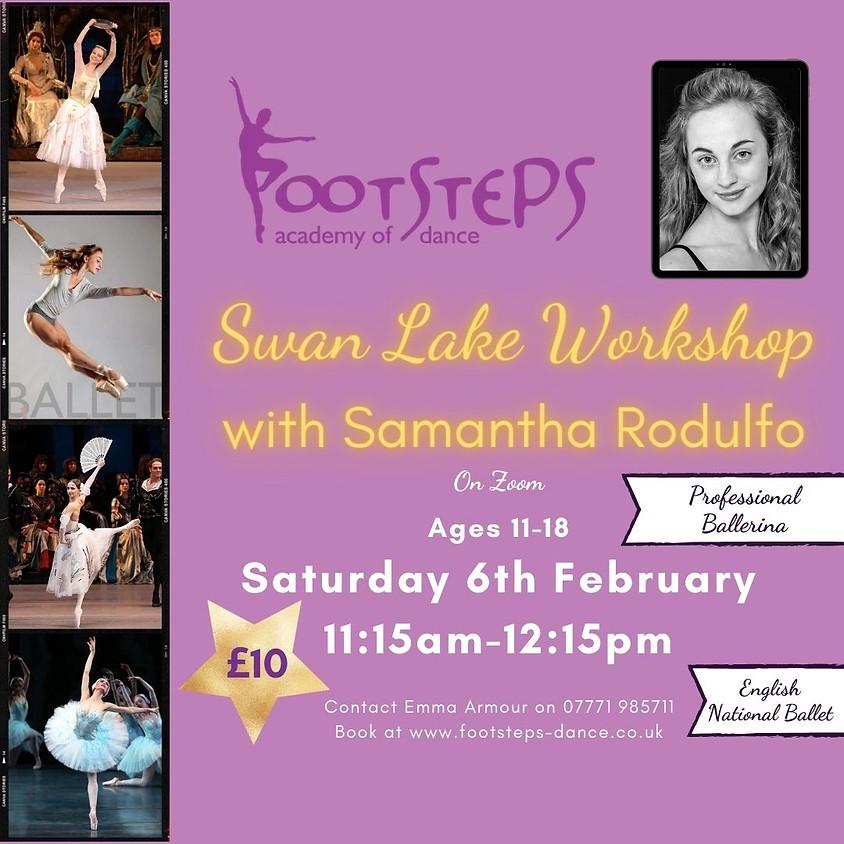 Swan Lake Workshop with Samantha Rodulfo