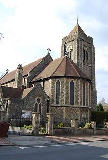 St_Lukes_Church,_Tunbridge_Wells_-_geogr