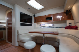 Tahoe Yacht Charters -Interior Galley 2