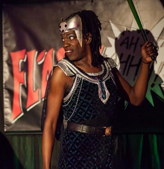 Ithica Tell -General Kala- Flash Ahhhhhh The Musical
