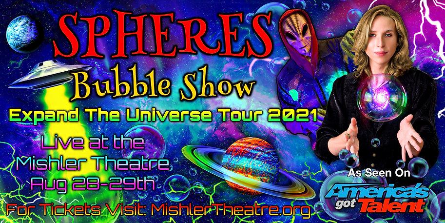 Expand the Universe Tour 2021