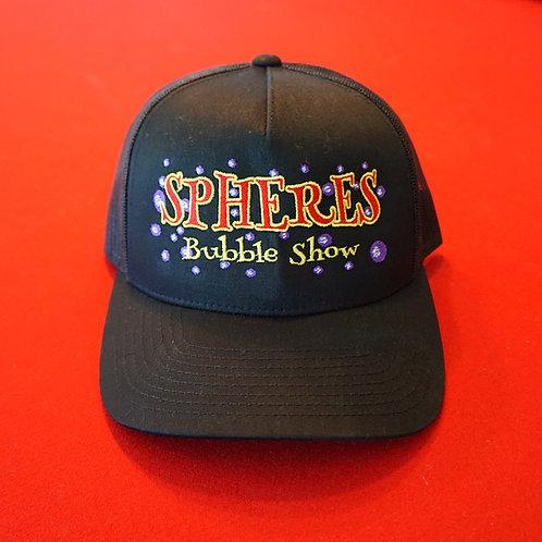 Spheres Bubble Show Hat