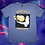Thumbnail: Blue Spheres Bubble Show T-Shirt
