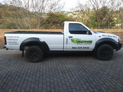 Zone Skip Hire Vehicle.