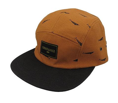 Mens flat bill cap