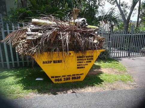Garden Refuse Removal.