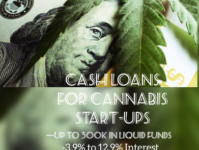 How To Fund A Cannabis Start-Up