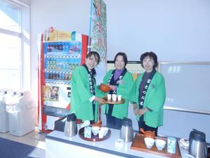 富士の子どもたちにお茶の良さを伝えたい