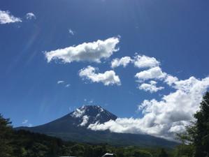 富士山 世界人類が平和でありますように