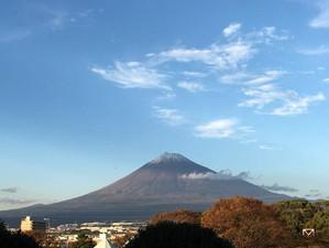 2018年 富士山あれこれ〜富士市から