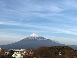 清々し富士山