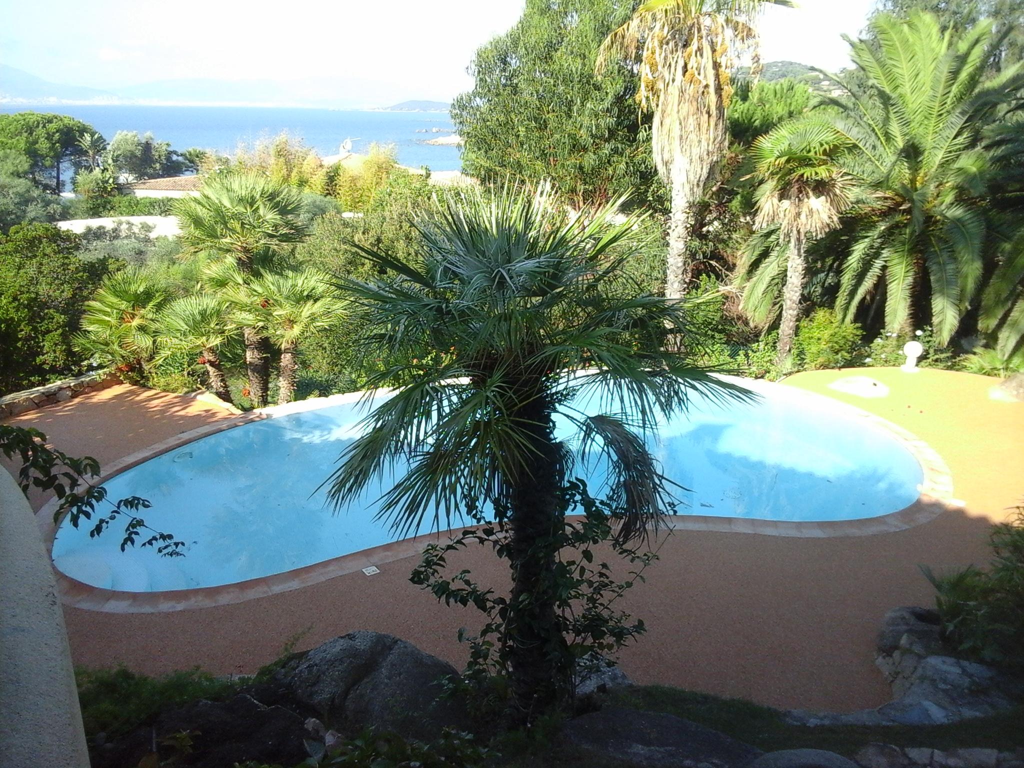 piscine Porticcio