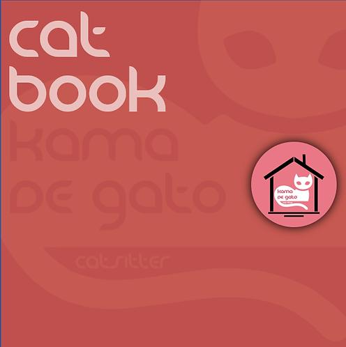 CatBook Brincadeiras - Kama de Gato