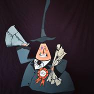 The Mayor of Halloween Town