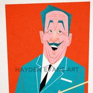 Your Host, Walt Disney