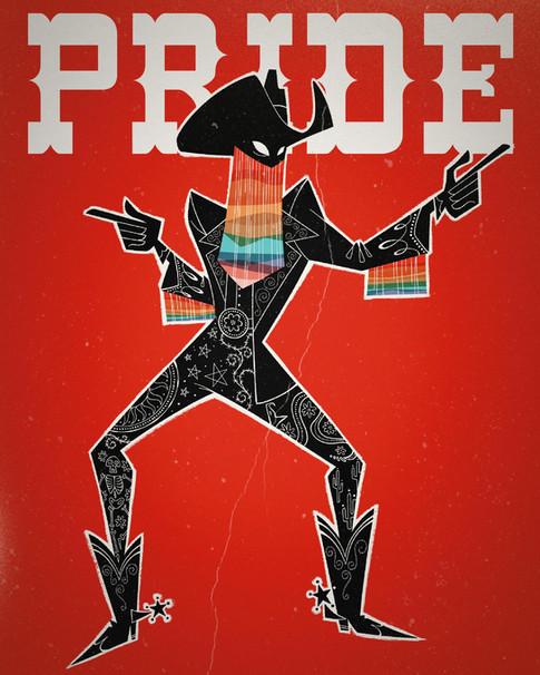 Proud Cowboy (Pride 2020)