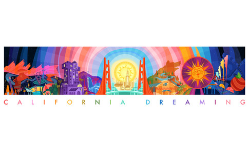 California Dreamin' (Commemorating Disne