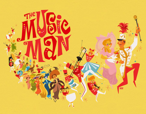 "Meredith Willson's ""The Music Man"""