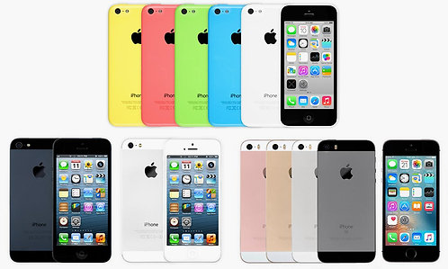 5, 5C, 5S, Se - Screen Replacement