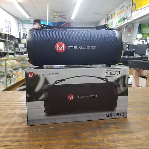 Bluetooth Wireless Super Loud Mawest Speaker