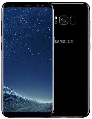 "Samsung Galaxy S8   5.8"" Screen   64GB Storage   Unlocked"