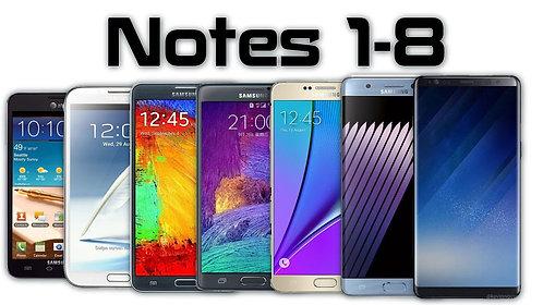 Samsung Galaxy Note 1 - 8 Network Unlock