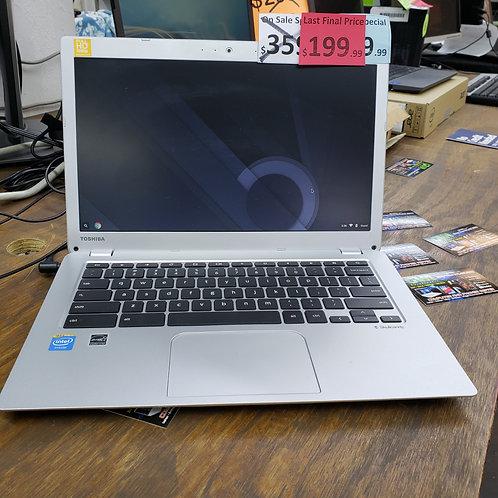 Toshiba  CB35 Chromebook  - Chrome