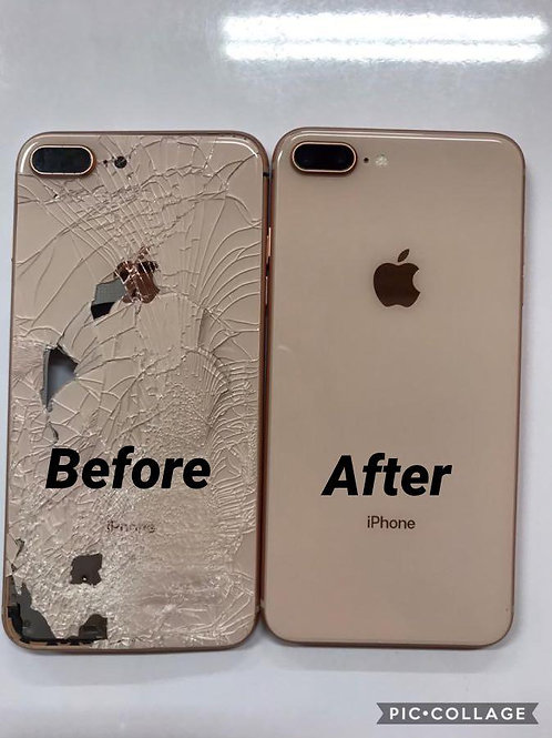 Back Glass on iPhones