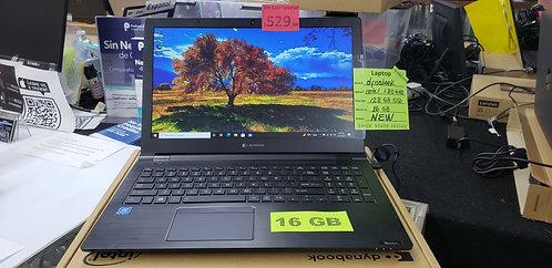 Dynabook Tecra A50-F   / New /  intel Processor  / 16 gb ram  / 128 gb SSD