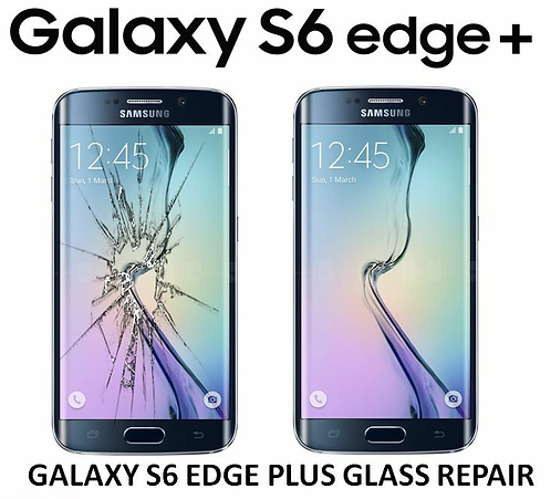 Samsung Galaxy S6 Edge + Glass Only Replacement