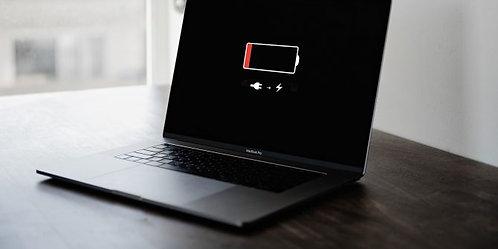 Fan, Battery, or Keyboard Replacement