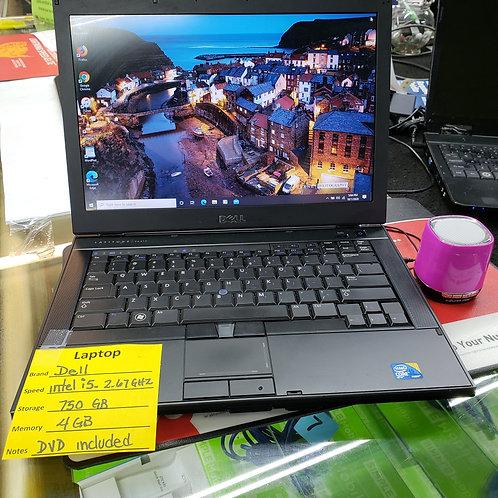 Dell Latitude E6410 - Intel Core i5 - 4 gb ram  - 750 gb hd