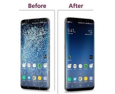 Galaxy S8 & 8+ Glass Only Repair