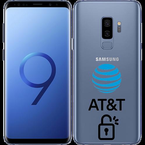 Samsung Galaxy S9 Unlock - AT&T - Sprint - Boost