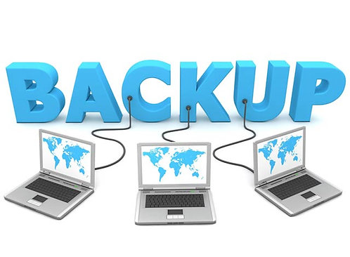 Data Recovery (Backup Data)