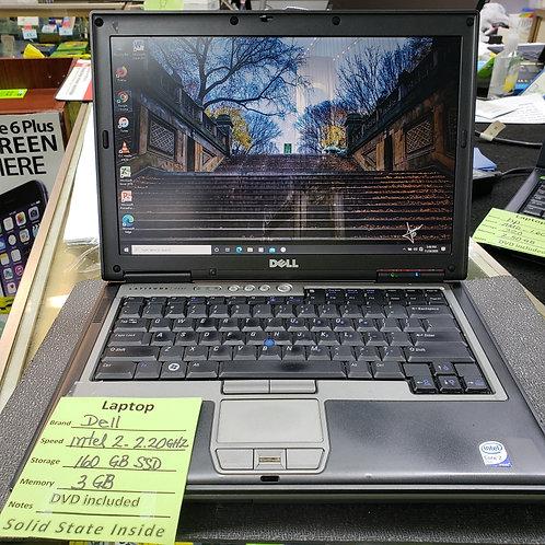 Dell Latitude D630 - Intel Duo - 3 gb ram  - 160 gb hd