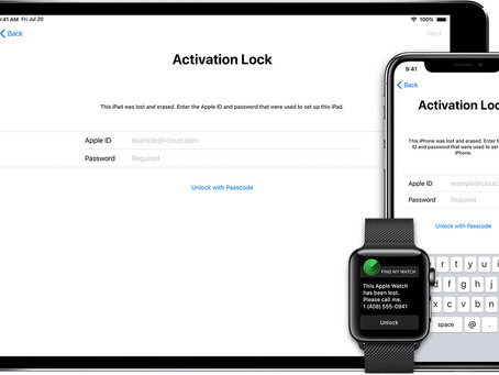 How to sign out of iCloud Lock on your device!